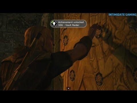 Assassins Creed 4 Black Flag Vault Raider Achievement Trophy