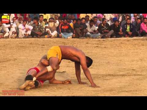 GARHDIWALA (Hoshiarpur)    KABADDI CUP - -2015    2nd SEMI FINAL    Full HD   