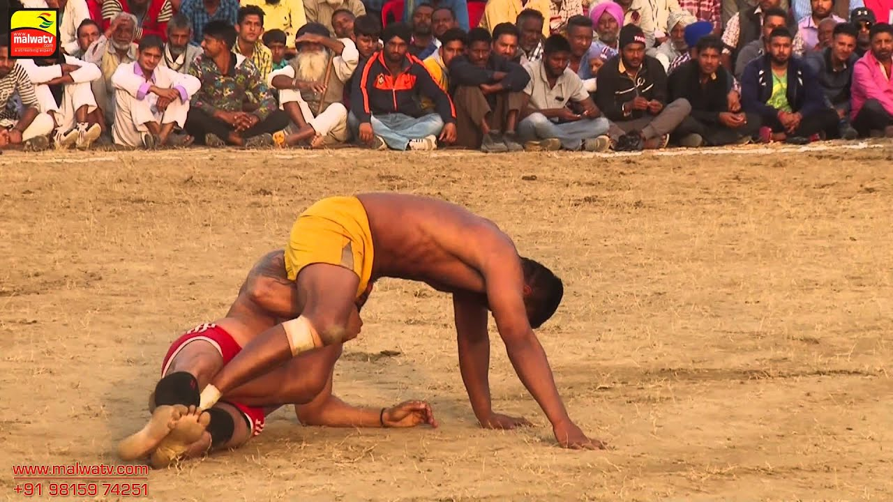GARHDIWALA (Hoshiarpur) || KABADDI CUP - -2015 || 2nd SEMI FINAL || Full HD ||