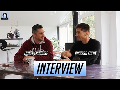 Interview Richard Folny - Nihon Tai Jitsu
