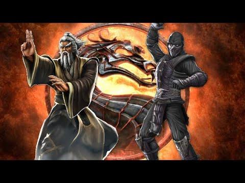 MKX Secret Characters