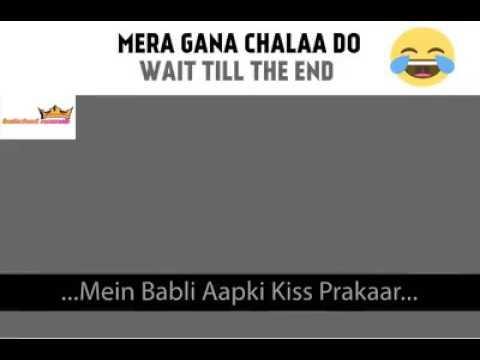 Despacito Hindi version funny 😀😝