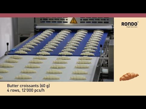 RONDO - Croissants on Cromaster