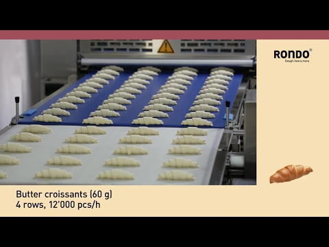 RONDO - Croissants On Cromaster