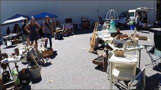 Блошинный Рынок США, Жизнь в Америке 2017 (Flea Market)