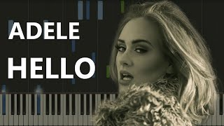 Adele-Hello (Official Lyric)
