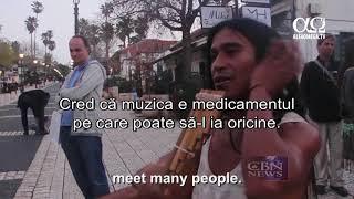 Muzica din America de Sud pe strazile Israelului