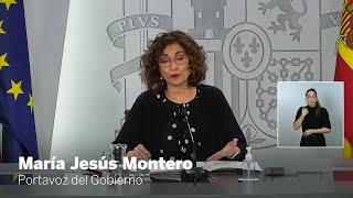 Montero destaca que 1 de cada 5 personas en España ya ha recibido una dosis de la vacuna