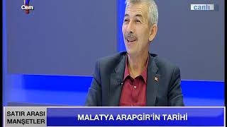 Ali Aksünger ile Satır Arası Manşetler // 24 Mayıs 2019  ( Haluk Cömertoğlu)