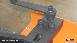 Practical Riveting Bending and Rolling Tool - Metalcraft