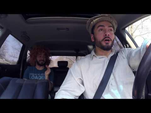 Afghan UBER DRIVER 2!!