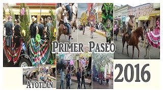 Primer Paseo, Ayotlán, Jalisco. / FameguFam♥