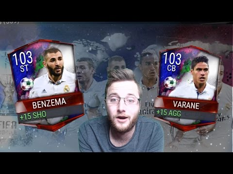 FIFA Mobile Insane All Club Champion Team Gameplay! 90 OVR! 2 103 OVR Players Best FIFA Mobile team!