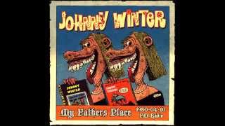 Johnny Winter - Talk Is Cheap