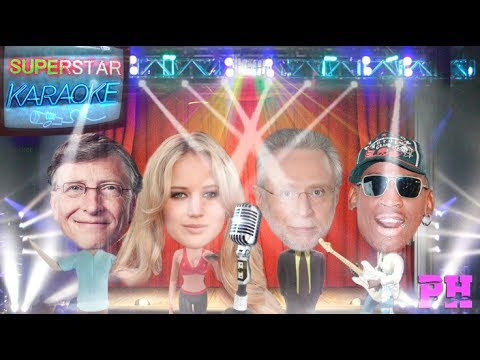 Superstar Karaoke - Hungry Like the Wolf Blitzer