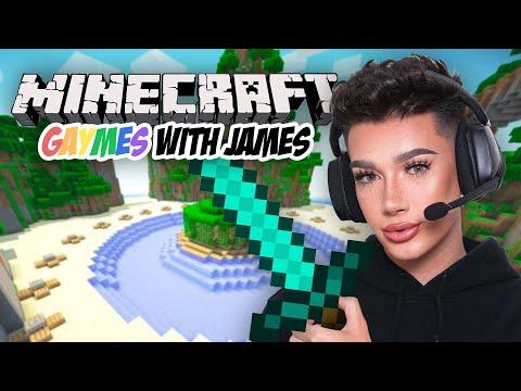 Beauty Guru Plays Minecraft