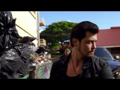 Christopher Sean Stunt Fighting  Hawaii Five0