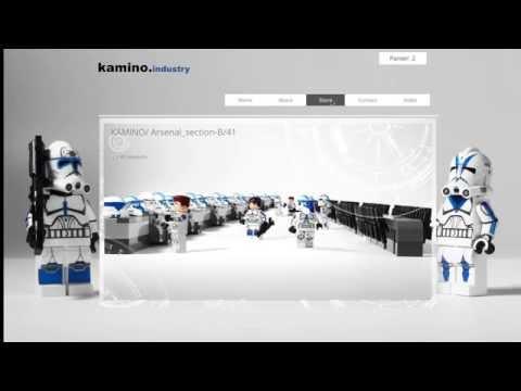 Kamino Industry - site officiel de custom