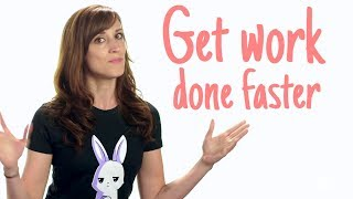 How to Get Work Done Faster: Breathe Your Passion with Vanessa Joy