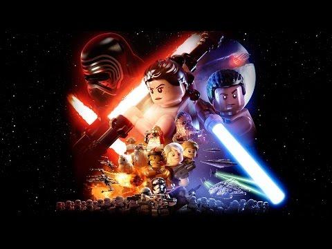 Lego Star wars - Le réveil de la force - Ep 1 poster