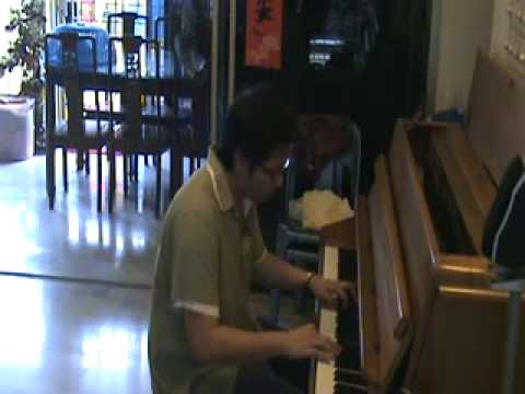 DBSK - Forever Love Piano by Ray Mak