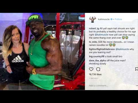 Kali Muscle Is Shrinking - Those Gainzzz Ain't Loyal!