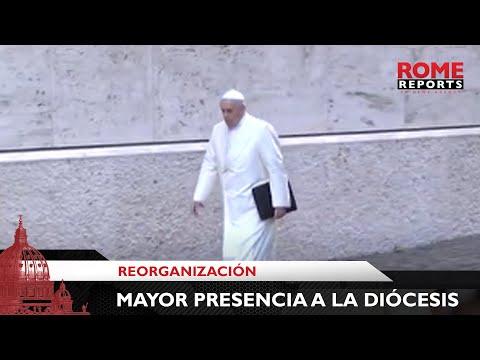 Papa reorganiza el Sínodo para dar mayor presencia a las diócesis