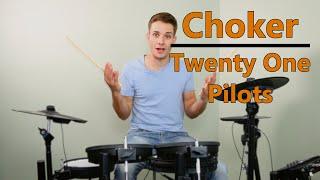 Choker Drum Tutorial - Twenty One Pilots
