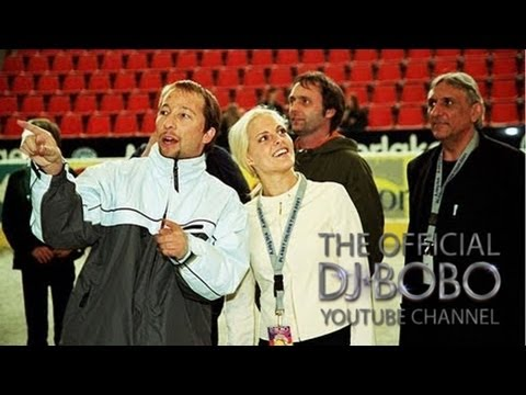 DJ BoBo - Backstage Bericht (Official Clip taken from: Planet Colors)