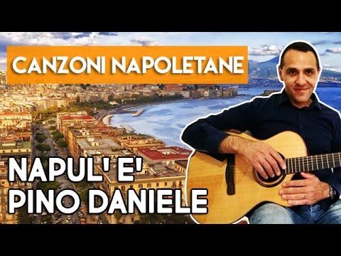 Omaggio a Pino Daniele - Una vita per la musica (Napule e' )