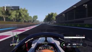 F1 2017 Racestars gp8 France 16/12/2018