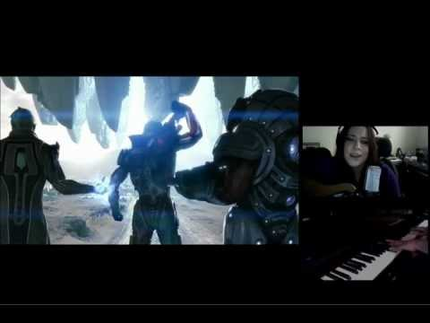 Malukah  Reignite  Mass EffectShepard Tribute Song