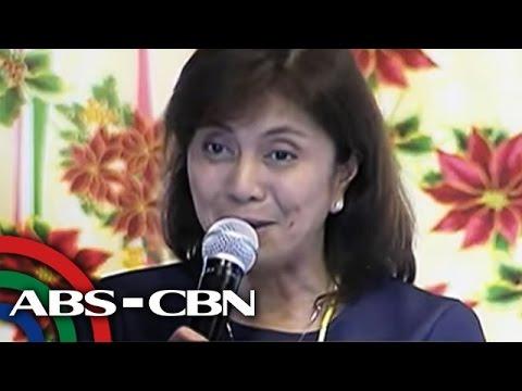 Robredo, balik-Maynila matapos bumisita sa Mindanao
