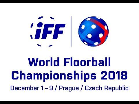 2018 Men's WFC - CZE v DEN (Quarter-final 1)