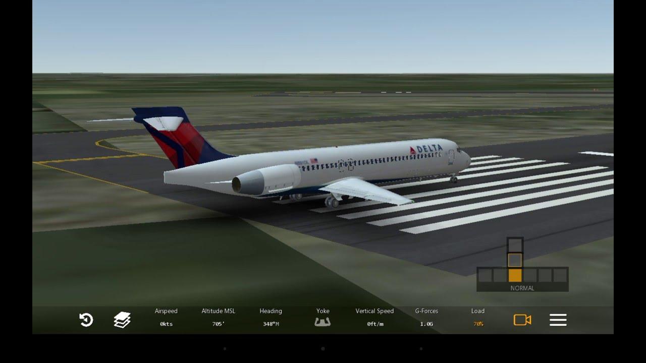 Delta Conspiracy B717 IF MD11 IRL Infinite Flight