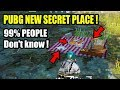 OMG I FOUND THE NEW SECRET PARTY LOCATION IN PUBG MOBILE ! UPDATE 0.9 Beta Picnic Spot !
