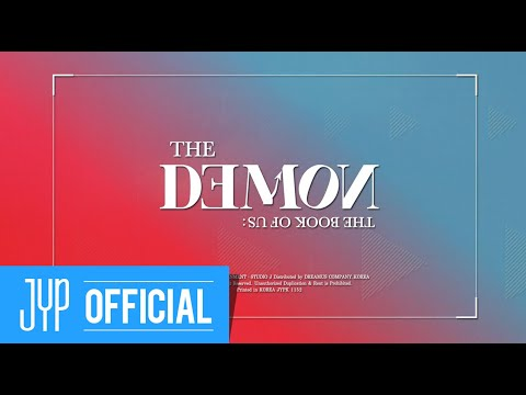 DAY6 <The Book of Us : The Demon>  Sampler