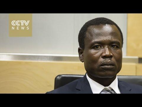 Ugandan rebel leader denies charges at ICC war crimes trial