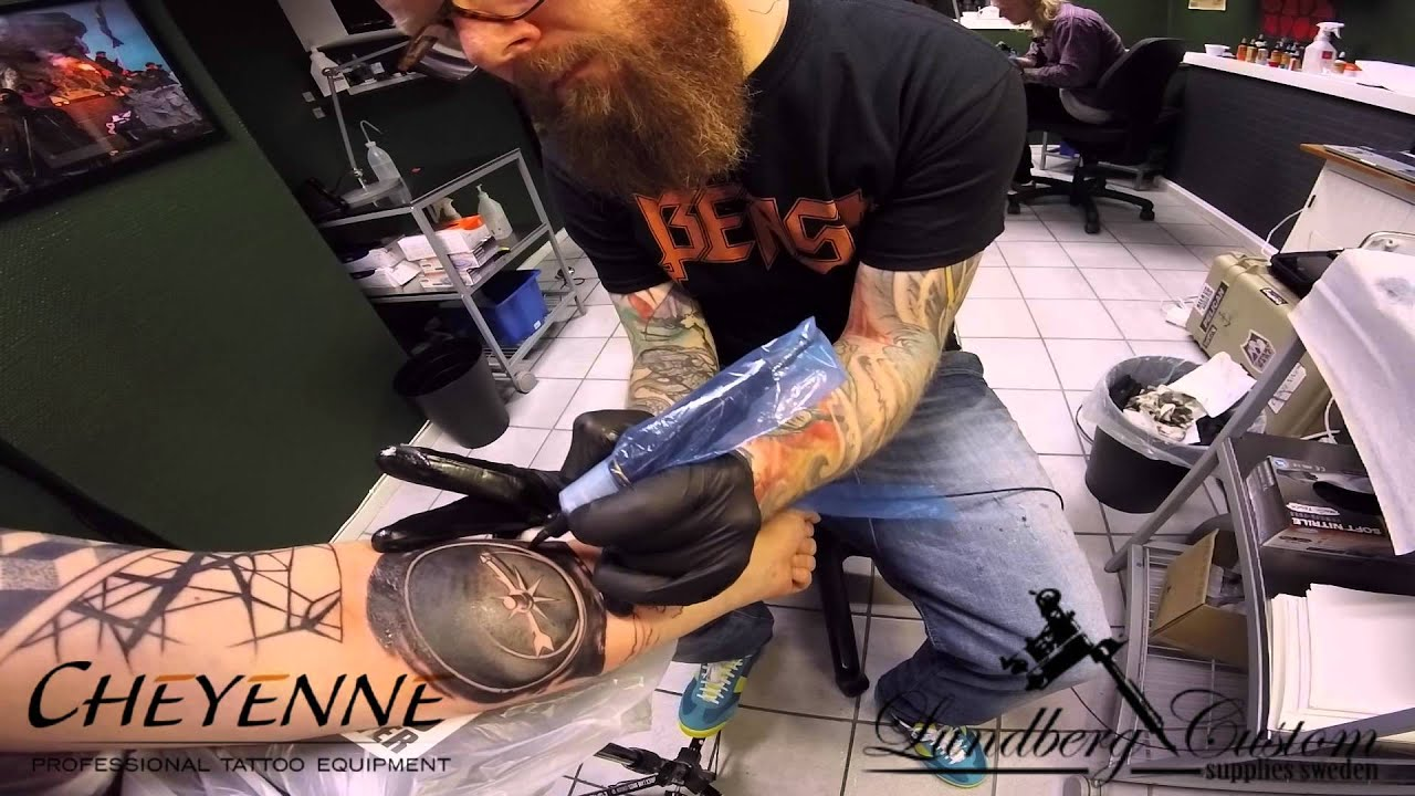THE PEN from Cheyenne Tattoo - YouTube