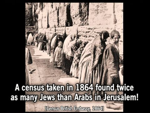 1964: The Truth about the Palestinians
