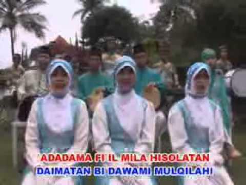 Kahanan Jaman Sholawat Wali Songo