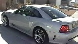 Twin Turbo Mustang Saleen