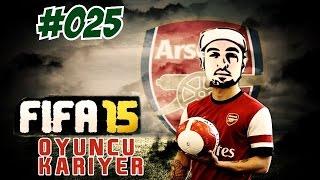 Ümidi varsa, No Problem | Fifa 15 Oyuncu Kariyeri | 25.Bölüm | Türkçe oynanış seri