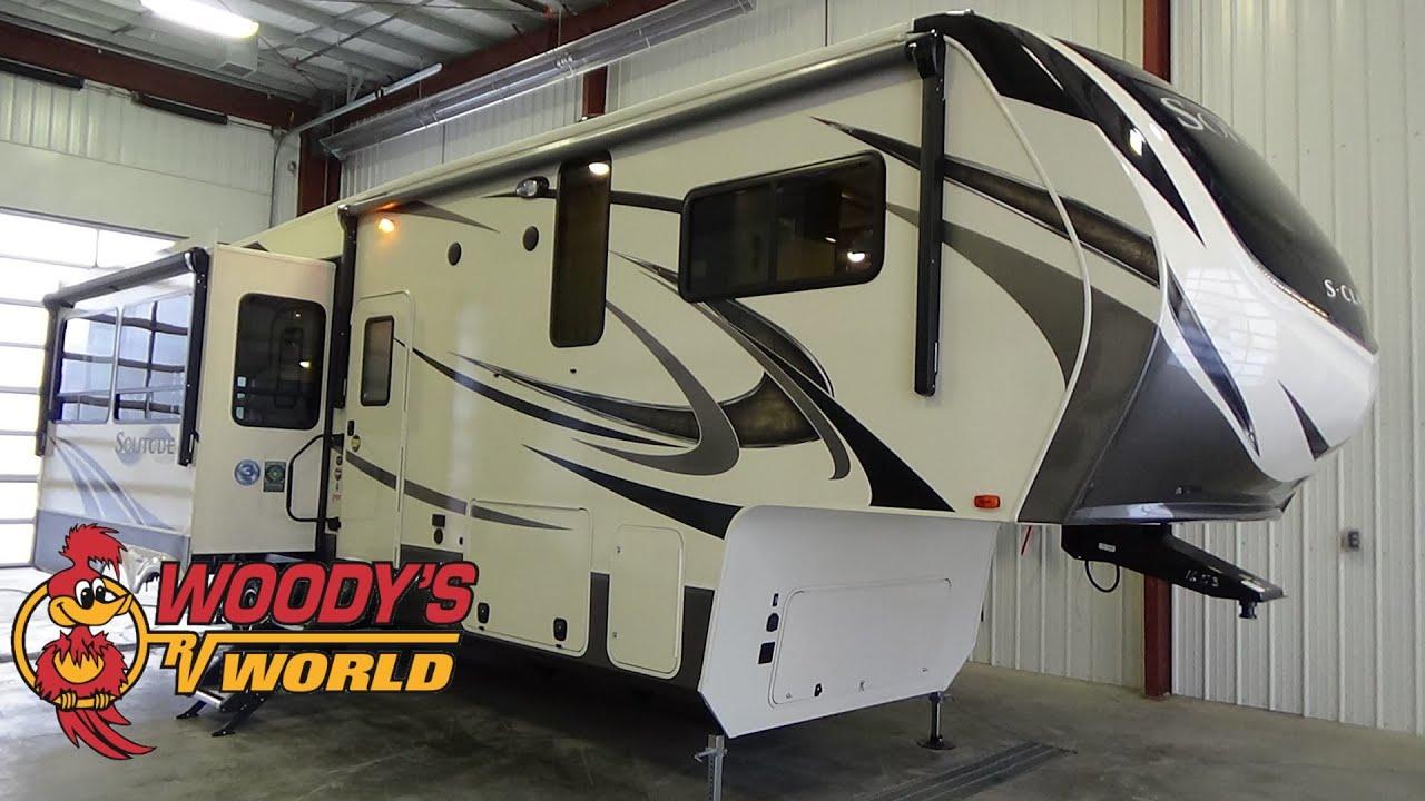 Woodys Rv World >> 2019 Grand Design RV Solitude S-Class 2930RL Fifth Wheel - YouTube