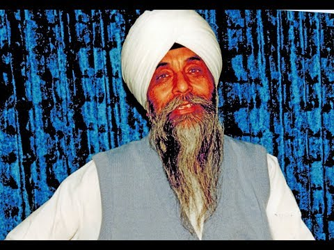 Bhai Chattar Singh ji 'Sindhi'  ( Naam bina sabh koor gaali hochheyan)
