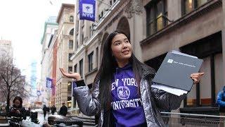 день из жизни студента в Нью-Йоркском Университете