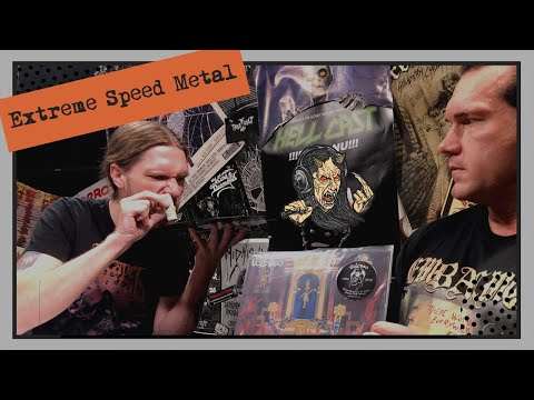 Extreme Speed Metal | HELLCAST Metal Podcast Episode #103