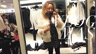Come Shopping, Zara Haul & Date Night! | Vlog...