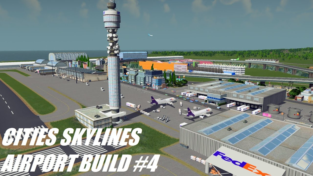 how to make citys bigger in cities skylines