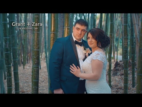 Grant + Zara's Wedding Highlights at Metropol Hall and Kingdom Hole of Jehovah Witnesses Church